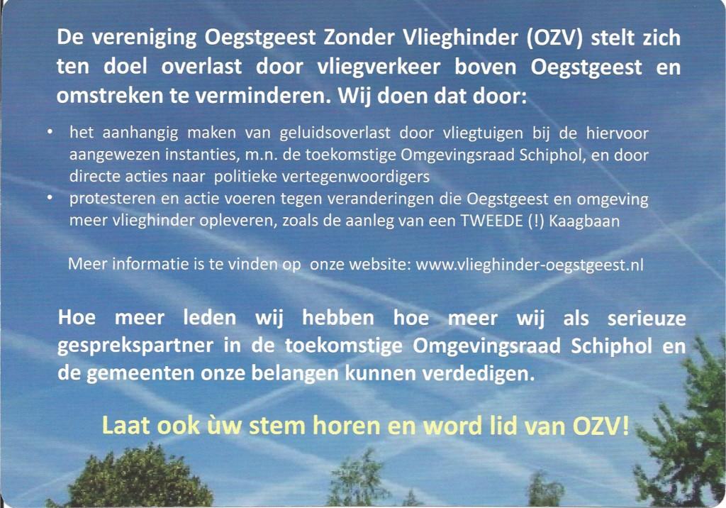 OZV flyer achterzijde